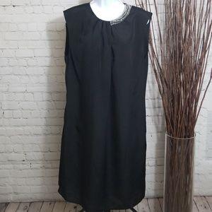 3.1 Phillip Lim for Target Black Shift Dress Sz L